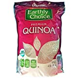 Nature's Earthly Choice Premium Organic Quinoa (4 lbs.) (pack of 6)