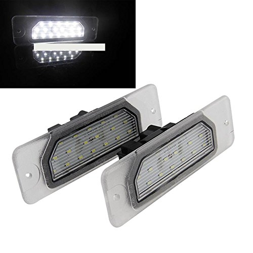 - LED Number Plate Light for Infiniti - NSLUMO OEM Replacement License Plate Bulb for Infiniti Fx35/45 Q45 I30 I35 M37/m56 Car Led Tail Tag Lamp Assembly