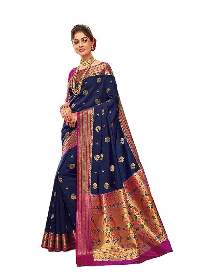 Top 3 Best Paithani Silk Saree in India