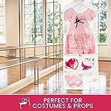 Clear Children's Mini Costume Garment Bag Kids