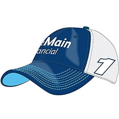 Elliott Sadler #1 OneMain Fiancial Nascar 2018 Sponsor Trucker Mesh Hat/Cap by Checkered Flag Sports