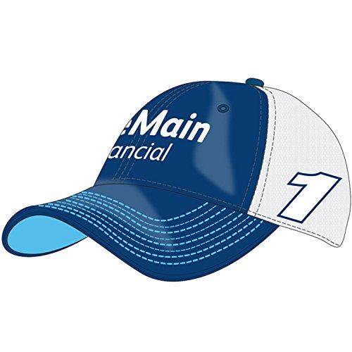 Elliott Sadler #1 OneMain Fiancial Nascar 2018 Sponsor Trucker Mesh Hat/Cap