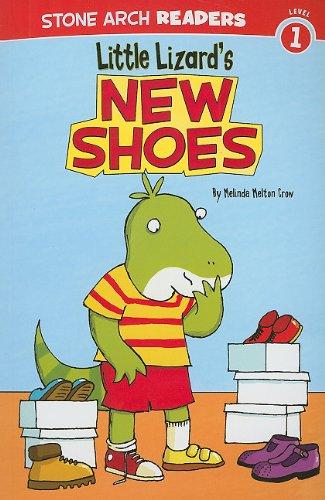 (Little Lizard's New Shoes)