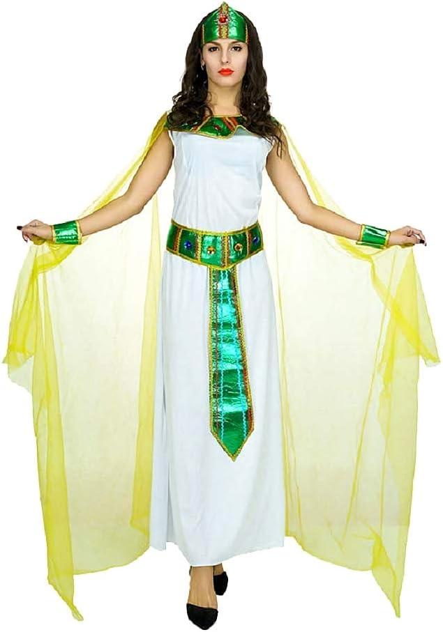 KIRALOVE Traje Egipcio - sacerdotisa - Vestal - Cleopatra ...