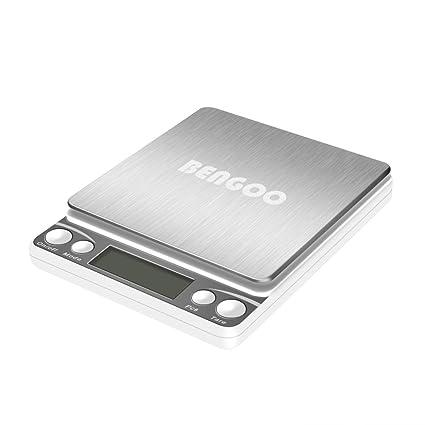 Báscula de cocina digital bengoo Electro - Báscula electrónica ...