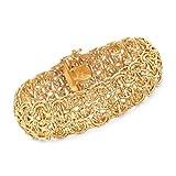 Ross-Simons Italian 14kt Yellow Gold Multi-Link Bracelet