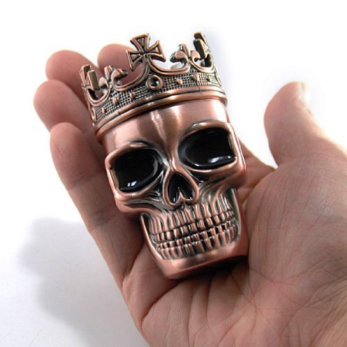 Crowned Skeleton Novelty AV SUPPLY