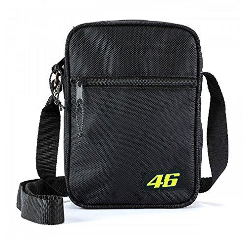 Used, Valentino Rossi VR46 Moto GP Shoulder Bag Black Official for sale  Delivered anywhere in USA