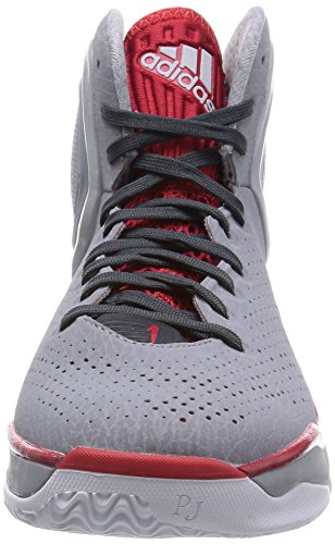 Adidas D Rose 5 Boost Heren Basketbal Sneakers / Schoenen Grijs
