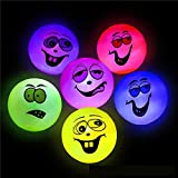 Light Up Eyeball Flashing Bounce Ball