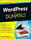 WordPress For Dummies, 4th Edition