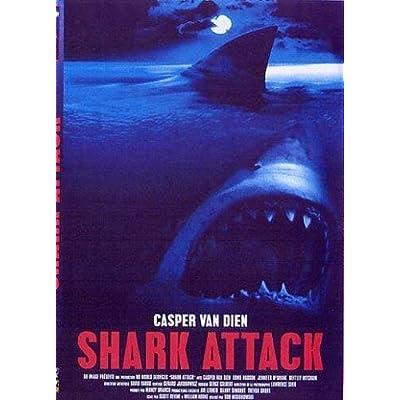 Shark Attack [Francia] [DVD]