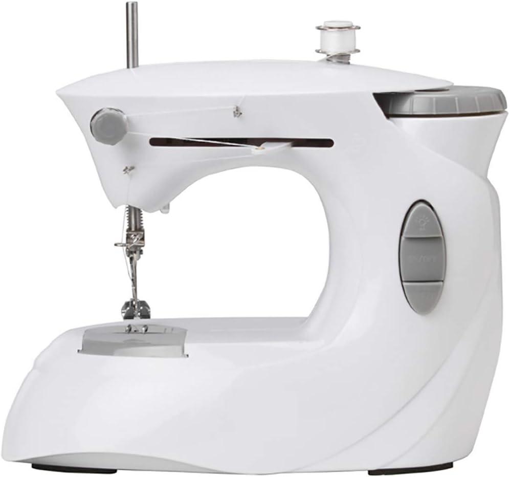 L.P Máquina de Coser doméstica, máquina de Coser con Motor Potente ...