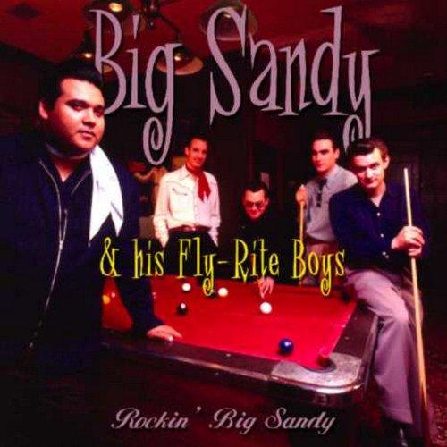 Rockin Big Sandy by Hightone Records