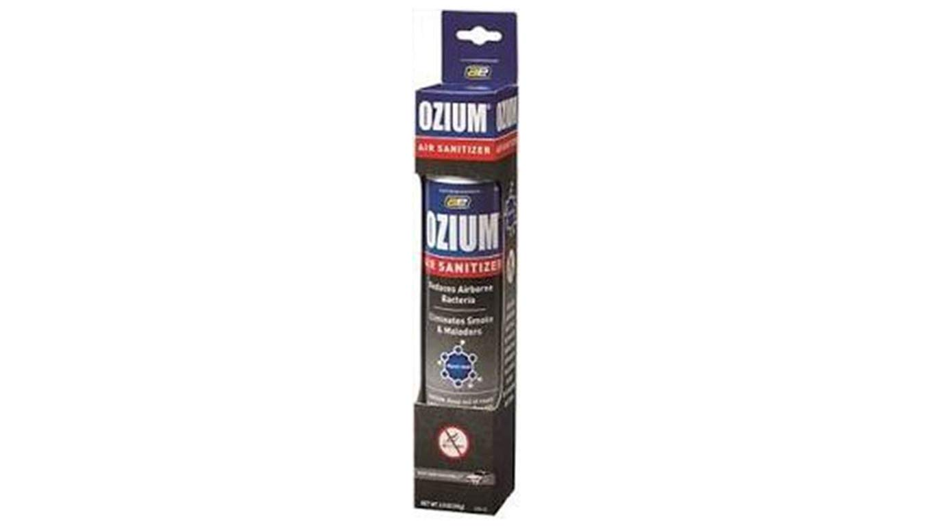 Amazon.com: Ozium 3.5 Oz Air Freshener & Sanitizer (Country Fresh, Pack of 2): Health & Personal Care