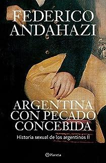 Argentina con pecado concebida par Andahazi