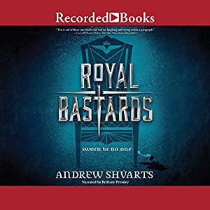 Royal Bastards Audiobook