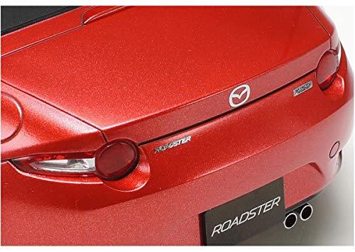 Tamiya 24342 1/24 Mazda MX-5 Plastic Model Kit (TAM24342) 4