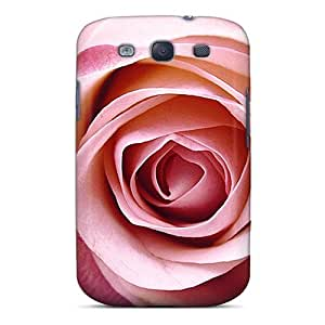 Hot Tpu Cover Case For Galaxy/ S3 Case Cover Skin - Pink Miracle