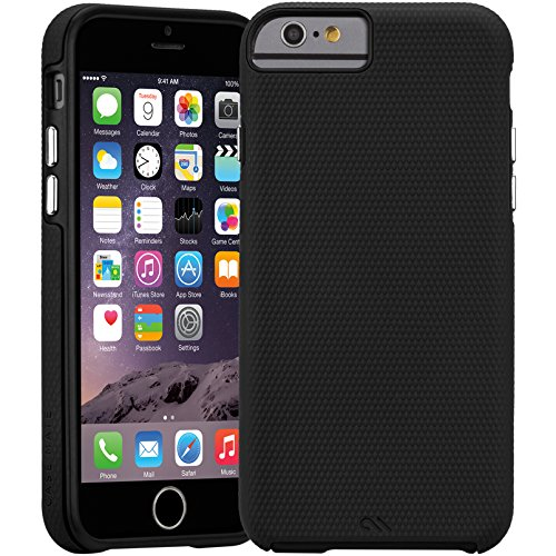 sports shoes 08f17 ef018 Case-Mate Tough Case for Apple iPhone 6/6s - Black