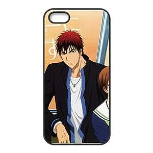 Cartoon Anime Cute Black Phone Case for iPhone 5s