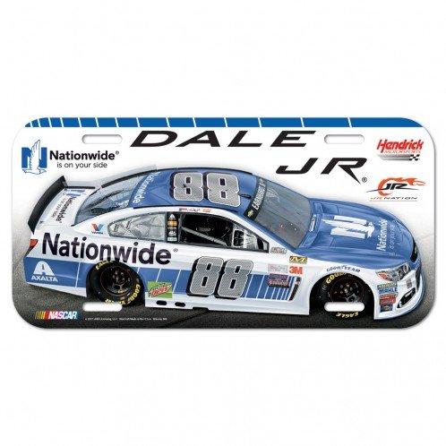 WinCraft NASCAR Dale Earnhardt Jr License Plate ()