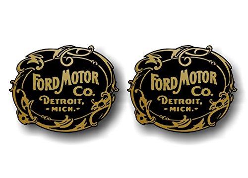 [2 Ford Motor Company Vinyl 5
