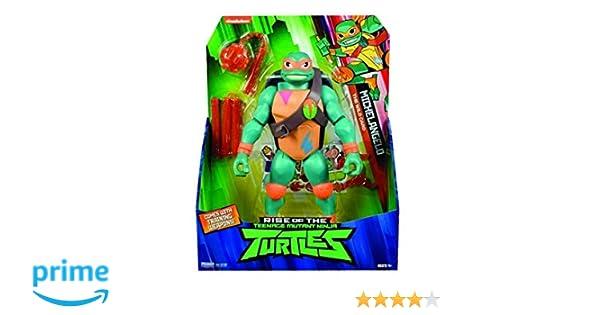Teenage Mutant Ninja Turtles TUAB3310 Michelangelo - Figura de acción Gigante
