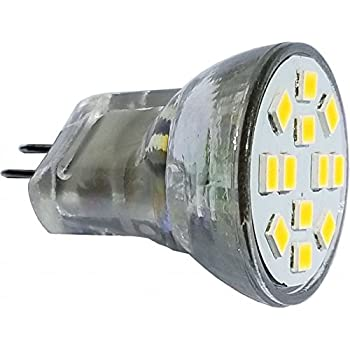 Multipack of THREE (3) of LED 1.5W 12V MR8 GU4.0 Accent