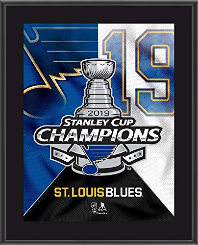 St. Louis Blues 2019 Stanley Cup Champions 10.5