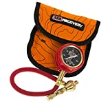 ARB ARB505 E-Z Deflator Kit 10-60 PSI Tire Pressure Gauge Rapid Air Down Offroad Kit (PSI)
