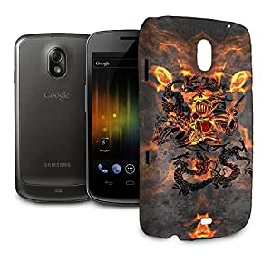 Phone Case For Samsung Galaxy Nexus i9250 - Dragon Knight Protective Cover