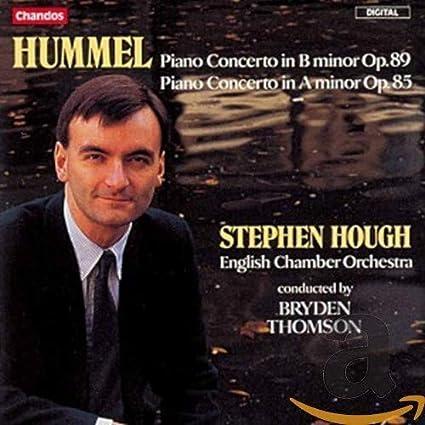 Hummel: Concerti Per Piano: S.Hough English Cha: Amazon.it: Musica