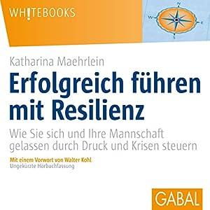 Erfolgreich führen mit Resilienz Hörbuch
