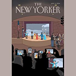 The New Yorker, January 6th 2013 (Nicholas Lemann, Anne Applebaum, John Cassidy)