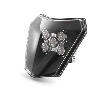 Amazon com: NEW KTM LED HEADLIGHT 200 300 350 500 XC-W SIX