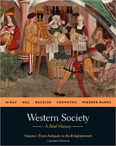 Amazon western society a brief history volume 1 from western society a brief history volume 1 from antiquity to enlightenment 1st edition fandeluxe Choice Image
