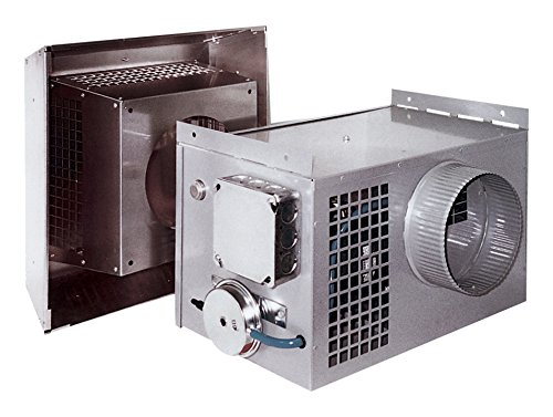 Tjernlund PAI-6 In-Forcer Fresh and Combustion Air Intake Fans, 80% Compared