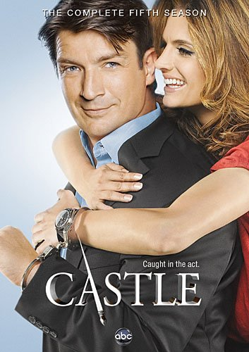 DVD : Castle: The Complete Fifth Season (Boxed Set, Dolby, AC-3, , 5 Disc)