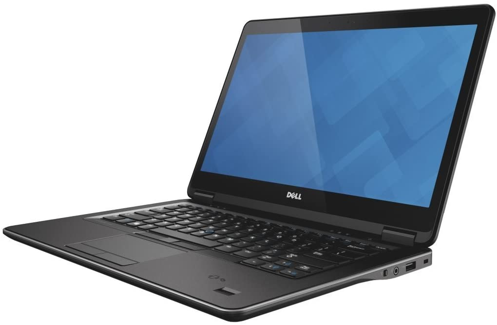 "Dell Latitude E7440 14.1"" Flagship Business Ultrabook Laptop Computer, Intel Core i7-4600U up to 3.3GHz, 8GB RAM, 256GB SSD, Bluetooth 4.0, HDMI, Windows 10 Professional (Renewed)"