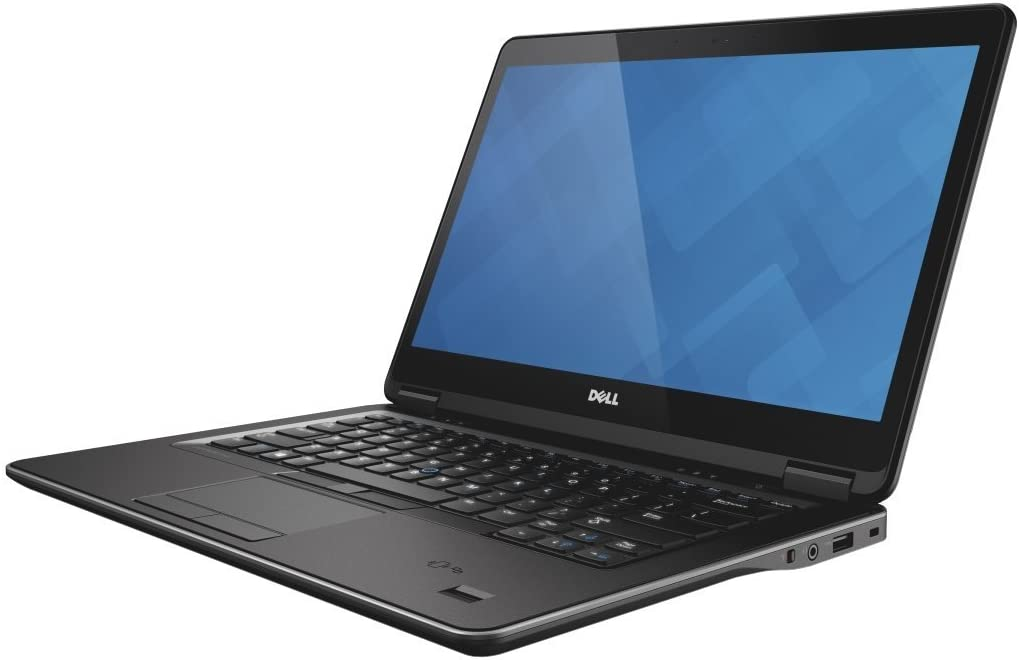 Dell Latitude E7440 14.1in HD Business Laptop Computer, Intel Core i5-4200U up to 2.6GHz, 8GB RAM, 128GB SSD, USB 3.0, Bluetooth 4.0, HDMI, WiFi, Windows 10 Professional (Renewed)