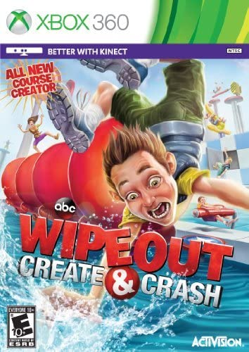 Wipeout: Create & Crash - Xbox 360 by Activision: Amazon.es: Videojuegos