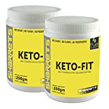 SHARRETS KETO FIT 2X200g [ Blend of Fish Collagen Peptide and Medium Chain Tryglycerides] These are some of the healthiest fats and proteins. Vital for Ketosis & Ketogenic diets.