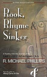 Rook, Rhyme & Sinker (Ernie Bisquets Mystery Series Book 2)