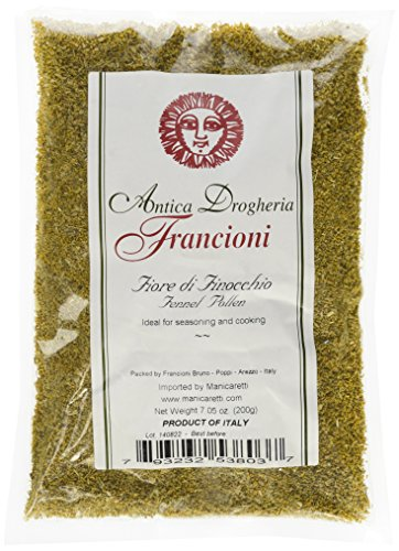 Fennel Pollen - 7.05 oz (200g) by Borghini