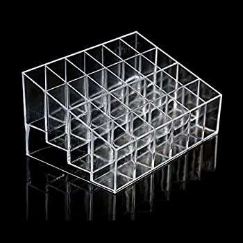 SOURCEONE.ORG Source One Premium Clear Acrylic Essential Oils Display, Organizer, Storage Professional or Home Use (1, Circle Display)