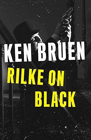 book cover of Rilke on Black