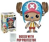 Funko Pop! Anime: One Piece - Tony Tony Chopper Vinyl Figure (Bundled with Pop BOX PROTECTOR CASE)