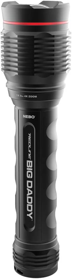 NEBO Big Daddy 2000-Lumen Flashlight: Completely Waterproof