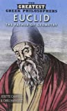 img - for Euclid: The Father of Geometry (Greatest Greek Philosophers) book / textbook / text book